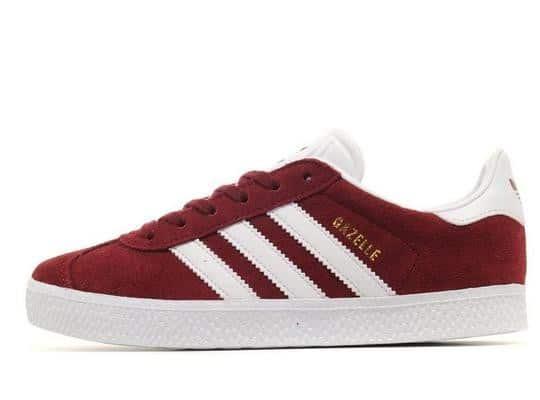 Adidas Gazelle Rojas Oscuro