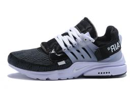 Nike Presto x Off White Blanco y Negro