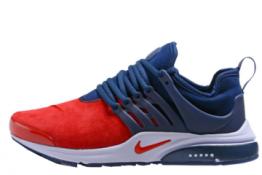 Nike Presto Azules Oscuro y Rojas