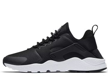 Nike Huarache Negras y Blancas