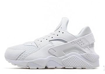 Nike Huarache Blancas