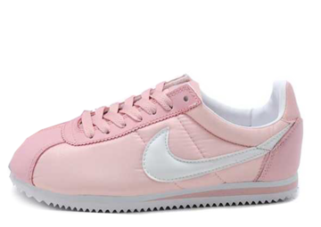 Nike Cortez Classic Rosas y Blancas