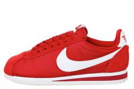 Nike Cortez Rojas y Blancas